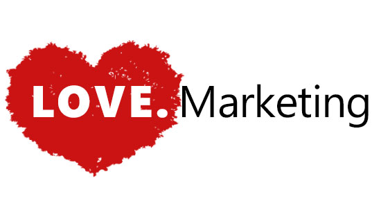 Love Marketing Logo